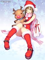 筒井 亜希と過ごすクリスマス (クリックで拡大します)