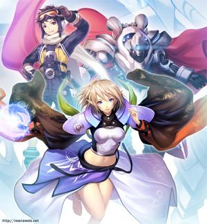 MMORPG「RF ONLINE Z」
